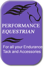 Performance Equestrian - The leading mail order/internet distribution company, specialising in products and equipment for riders who love the thrill and excitement of long distance riding.
